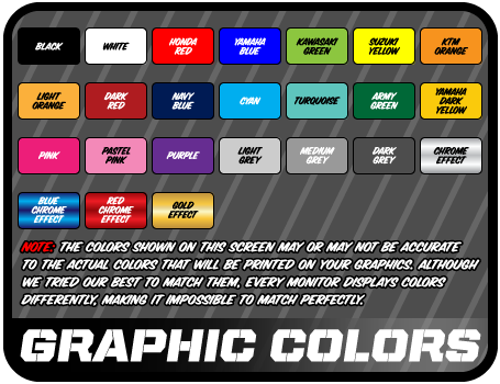 Graphics Colors
