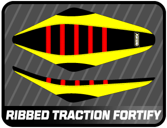 ribbed traction fortify